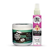 Ebo Hair Gel for Stylish + HairMist (Gel with oils/Free off Mineral Oils and Alcohol)