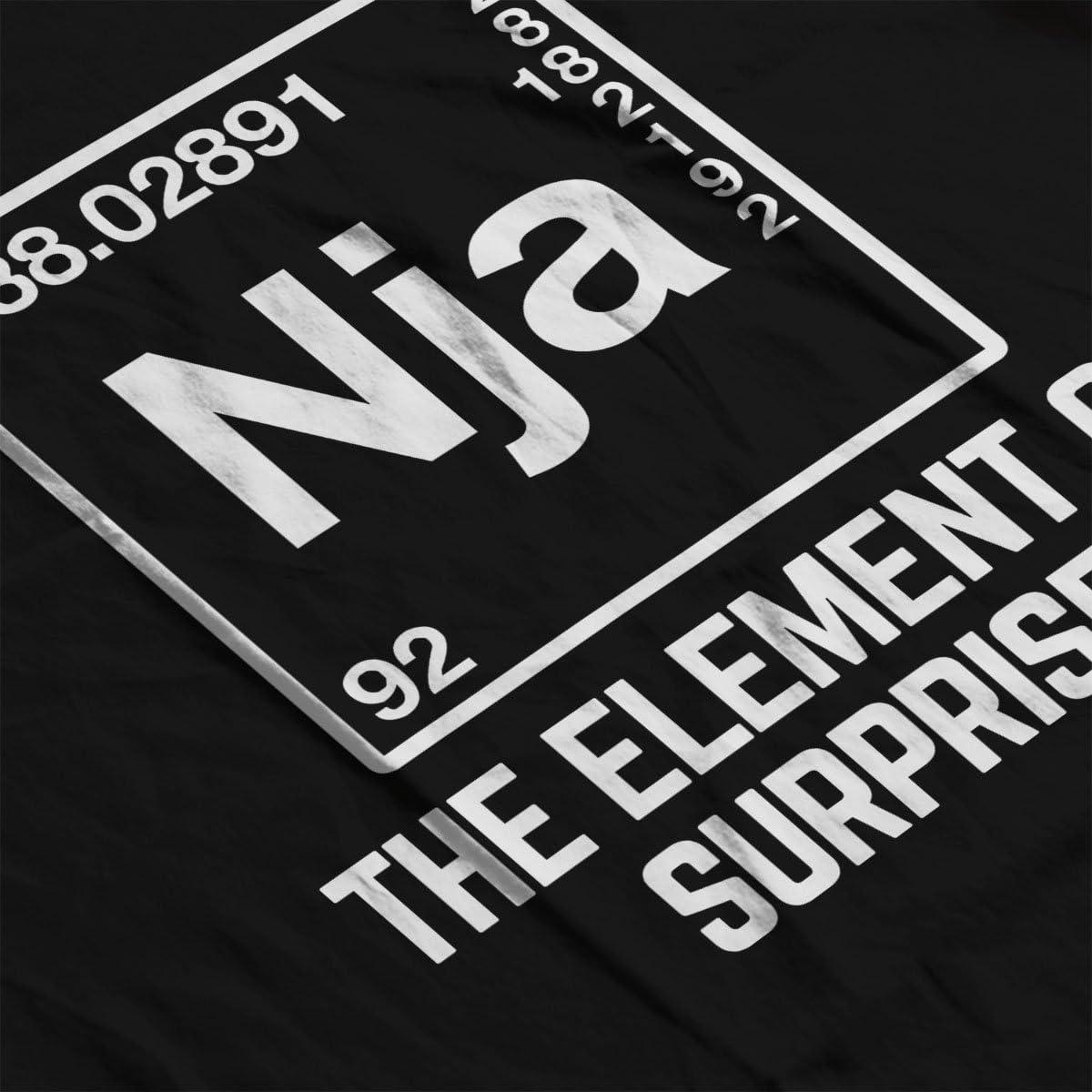 Element Of Surprise The Ninja Kids Sweatshirt