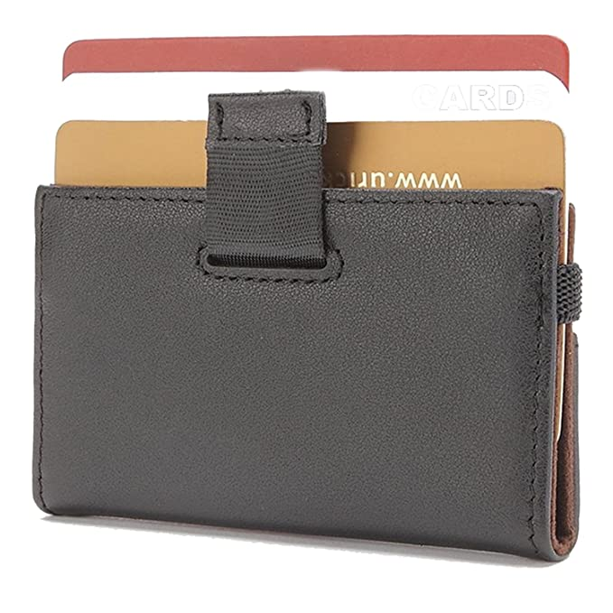 Ipulse minimalist slim wallet with rfid protection tokyo series ipulse minimalist slim wallet with rfid protection tokyo series full grain leather card holder case reheart Images