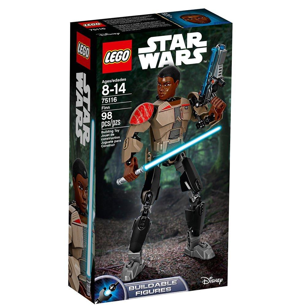 Amazon Lego Star Wars Finn 75116 Star Wars Toy Toys Games