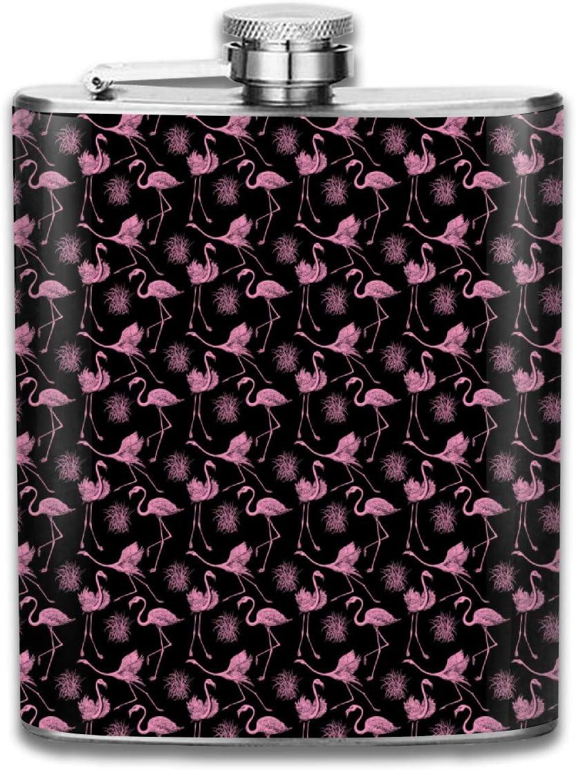 Fly Flamingo Feather 5 Regalo para hombres 7 Oz Prueba de ...