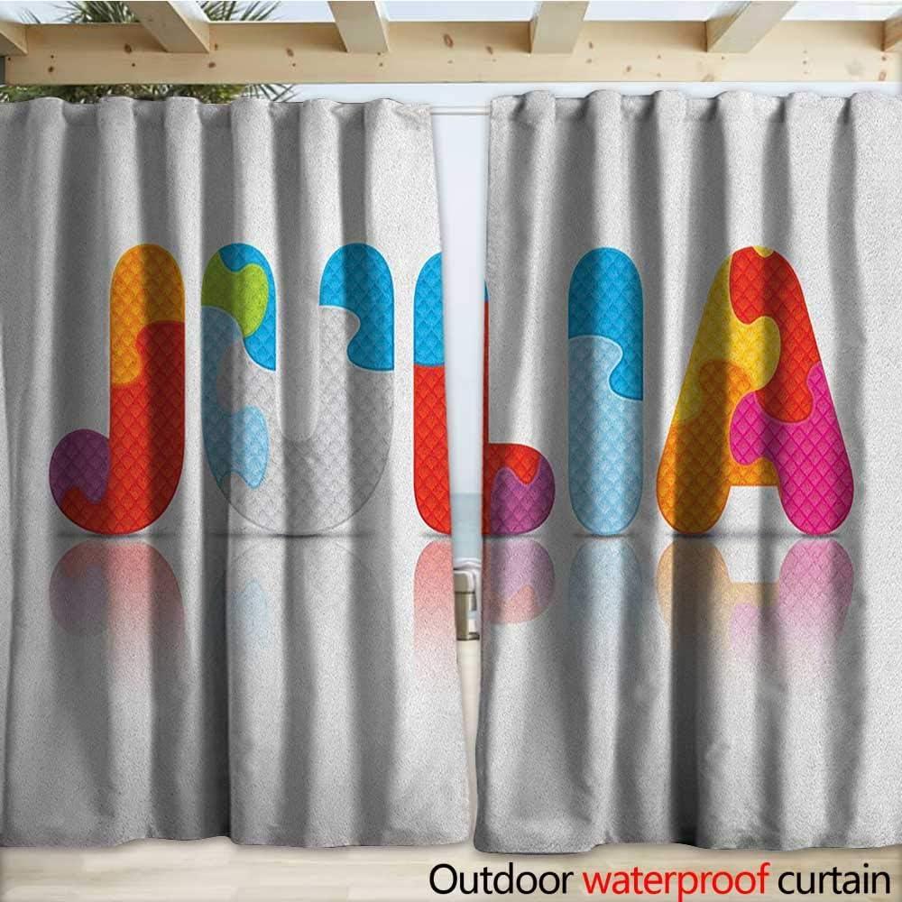 warmfamily Jukebox - Cortina Opaca, diseño Vintage con Texto en ...