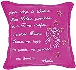 Almofada Pelúcia Santo Anjo Soft Toys 30 x 30 cm