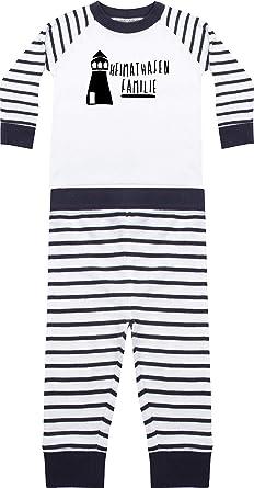 Pijama infantil de Kleckerliese para bebé, pijama de dos ...