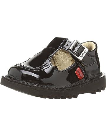 38edf162da Kickers Kick T Patent Infant, Girls' Mary Jane Flats