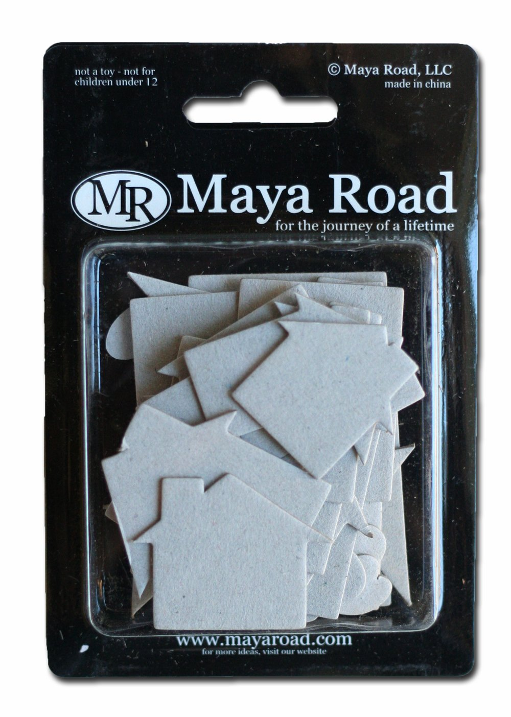 Maya Road C2147 Welcome Home Chipboard Set