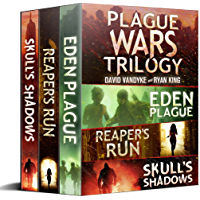 Plague Wars: Infection Day: The First Trilogy: Three apocalyptic technothriller adventures (Plague Wars Series Book 12)