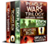 Plague Wars: Infection Day: The First Trilogy: Three apocalyptic technothriller sci-fi adventures (Plague Wars Series Book 12)