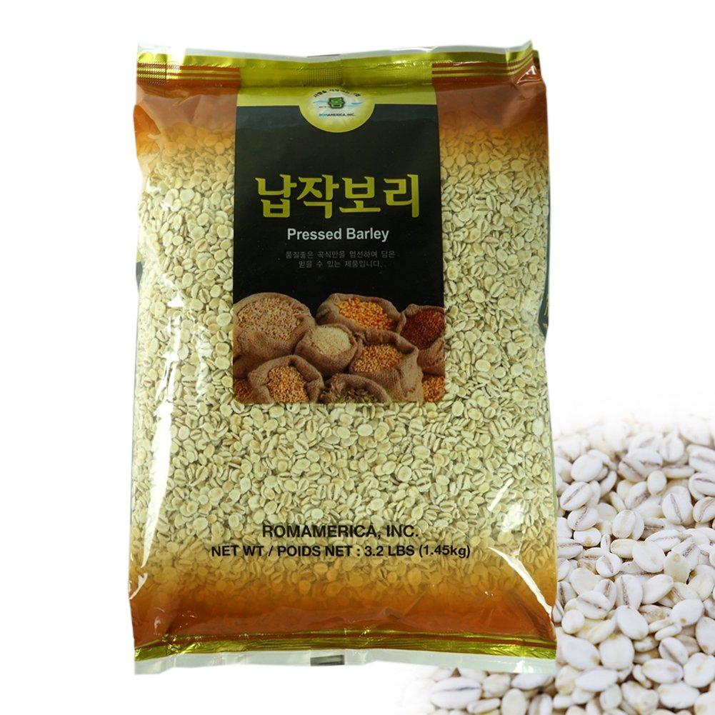 Pressed Barley 3.2 Pound [ ROM AMERICA ] 납작보리