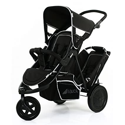 Amazon Com Hauck Freerider Stroller Black Discontinued By