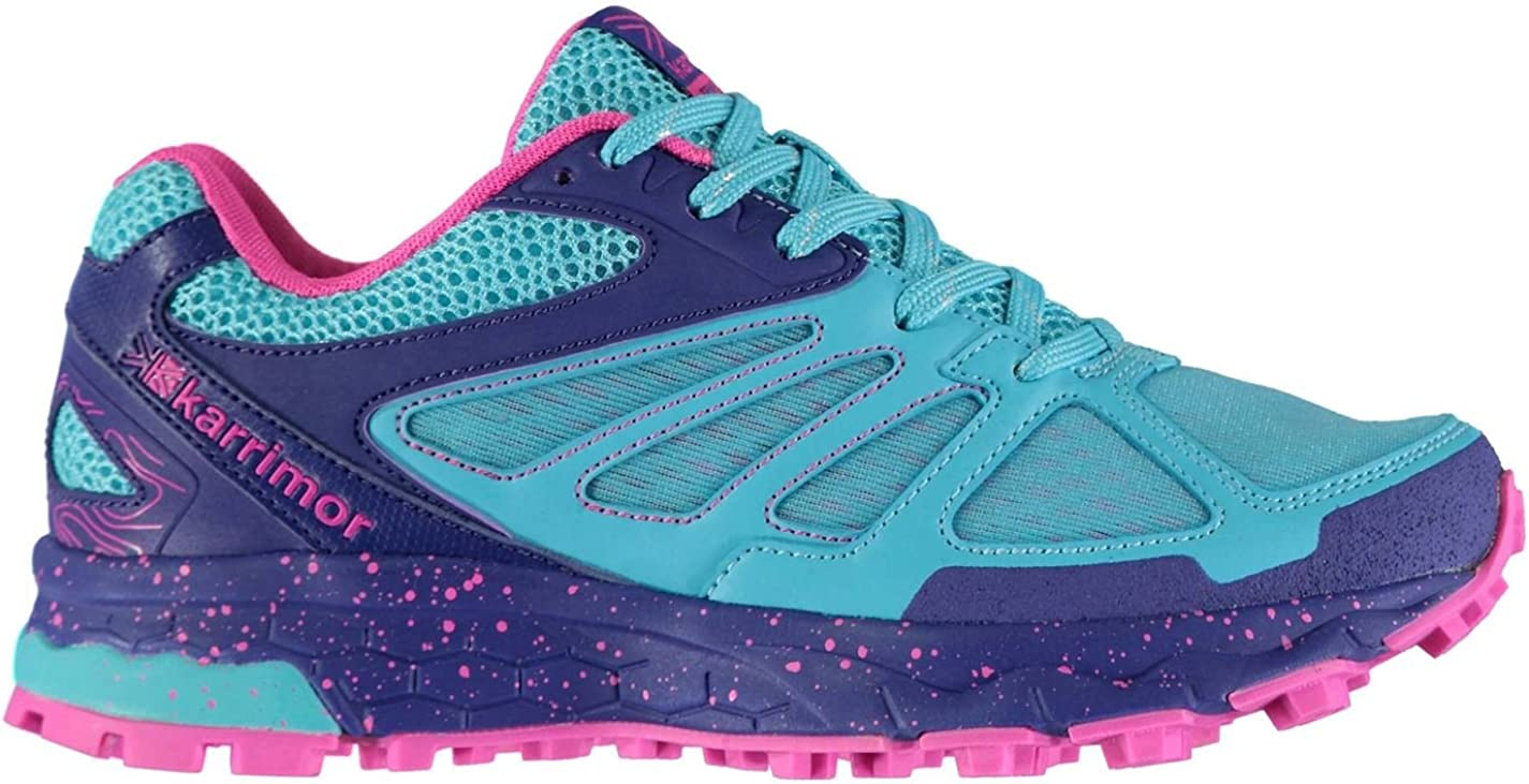 Girls Tempo 5 Trail Running Shoes Lace