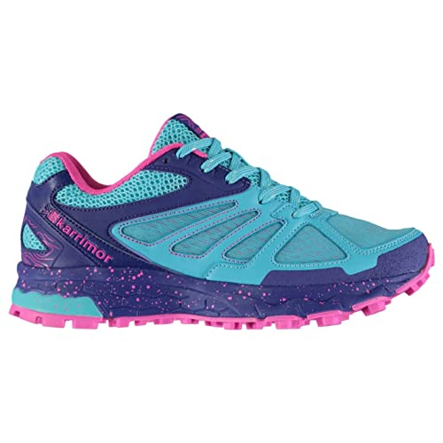Trail Running Shoes Runners Teal