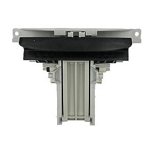 superlin WPW10275768 AP6018386 W10275768 PS11751688 Dishwasher Door Latch BLACK