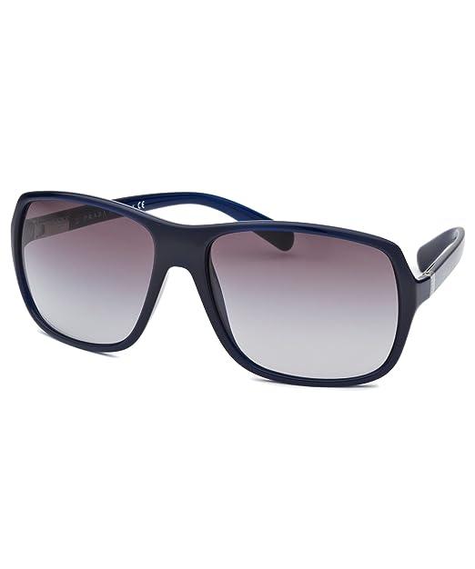 Amazon.com: Prada pr07ns anteojos de sol 0 ax3 m1 61 16 135 ...