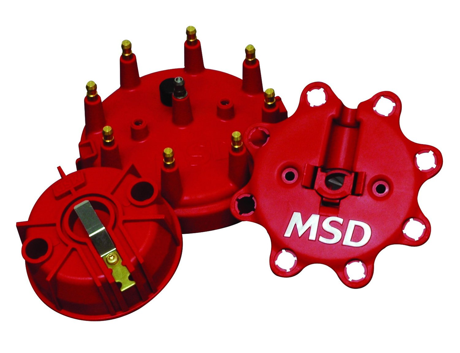 MSD Co 84085 Cap-Rotor Kit