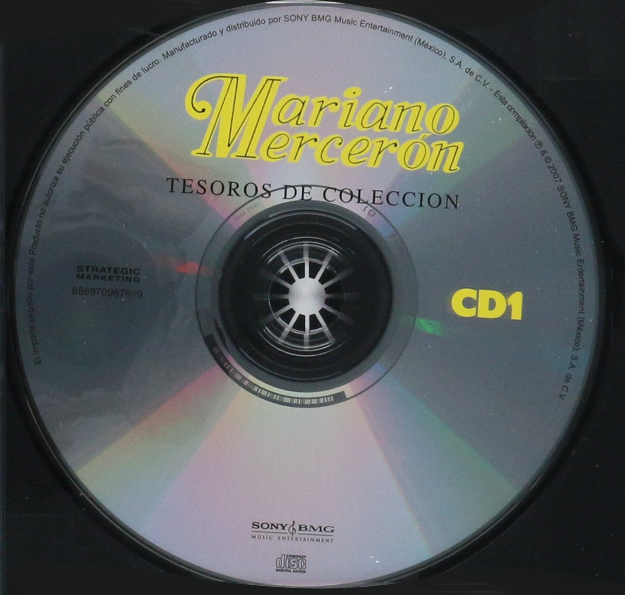 MARIANO MERCERON - TESOROS DE COLECCION MARIANO MERCERON - Amazon.com Music