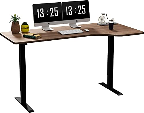 SMAGREHO Height Adjustable Electric Standing Desk