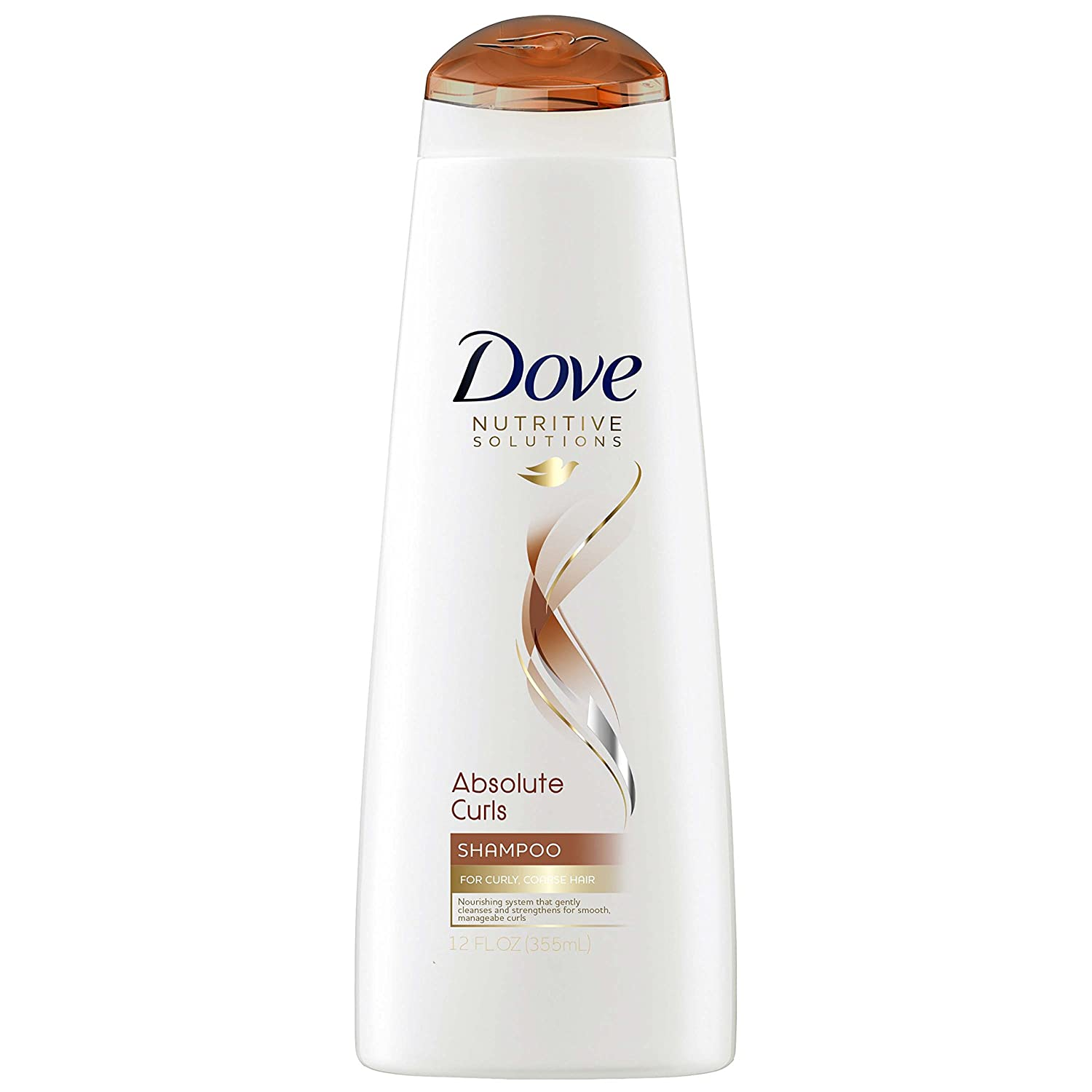 Dove Nutritive Solutions Shampoo, Absolute Curls 12 oz