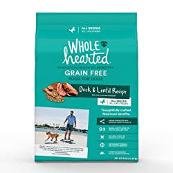 WholeHearted Grain Free All Life Stages Dry Dog Food
