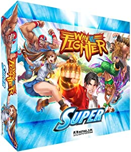 Ninja Division Way of The Fighter: Super Box