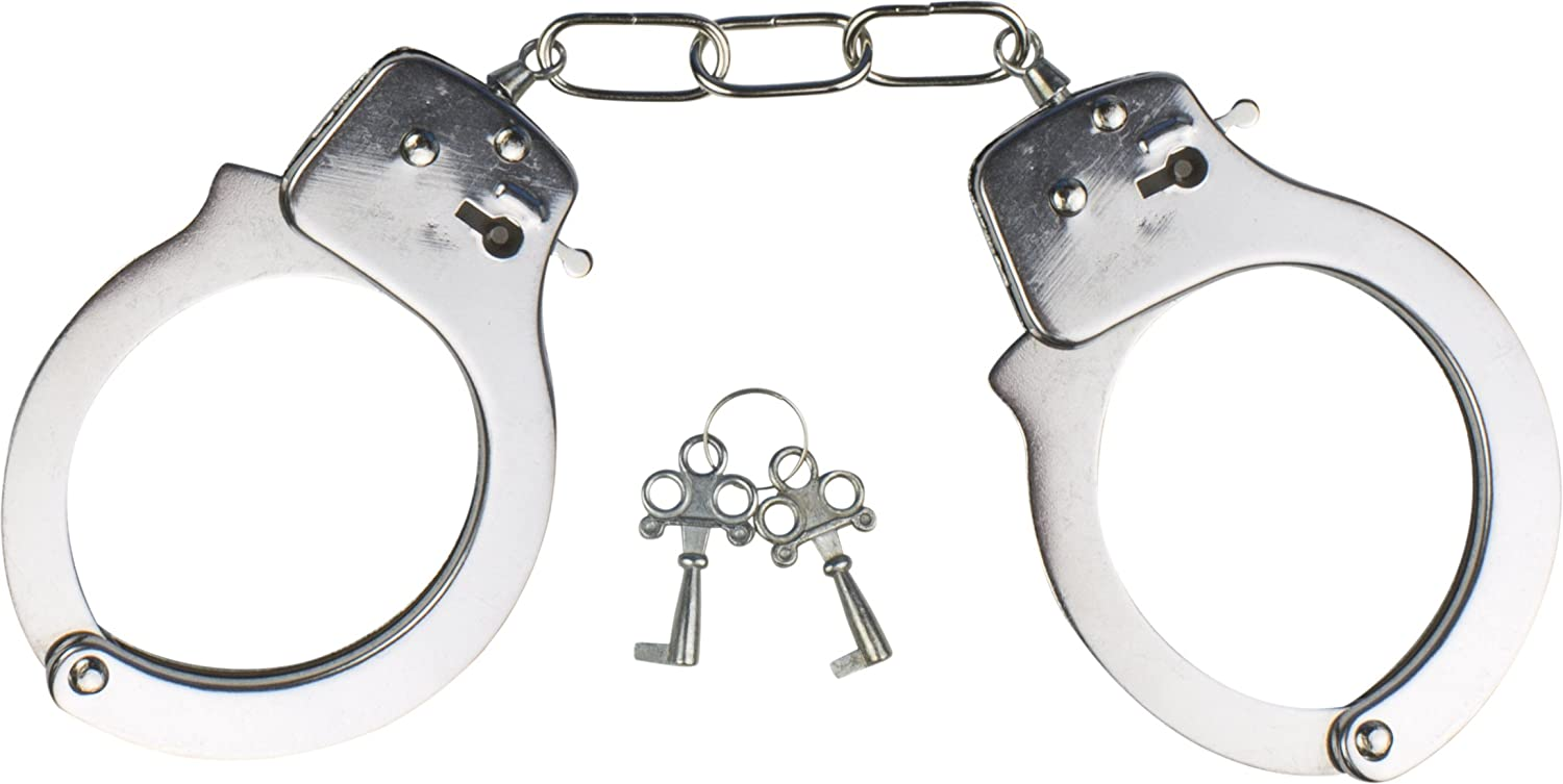 Kangaroo Costume accessories Metal Handcuffs