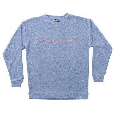 Southern marsh sunday morning sweater at amazon women s clothing store