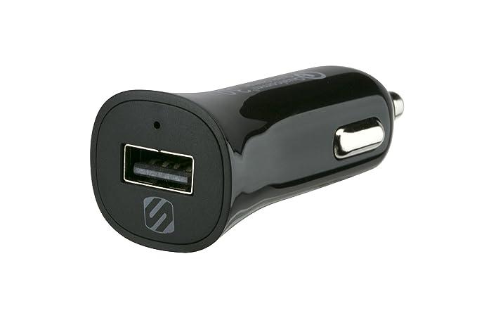 Amazon.com: SCOSCHE Revolt - Cargador de coche compacto con ...
