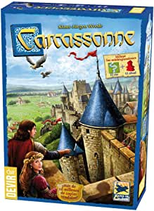 Carcassonne - Board Game (WizKids 0100607)