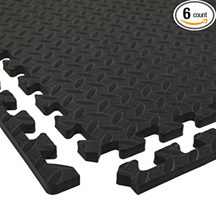 Amazon Incstores Diamond Soft Extra Thick Anti Fatigue