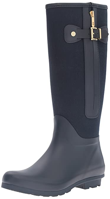 b2361071be2b Tommy Hilfiger Mela Rain Boot Floral 6 B(M) US  Buy Online at Low ...