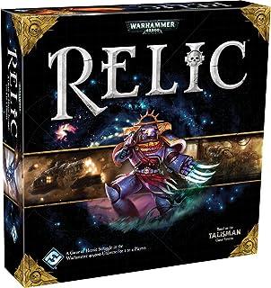 Warhammer 40000 Relic Board Game FANTASY FLIGHT GAMES RE01 331070 Games & Activities / Board Games