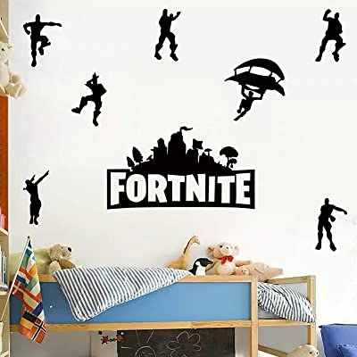 Buy Fortnite Wall Decor For Bedroom Boys Fortnite Wall Decals Game Wall Decal For Boys Bedroom Fortnite Poster Decor Boys Room Wall Vinyl Decal Game Stickers Online In Indonesia B0913gzrjx
