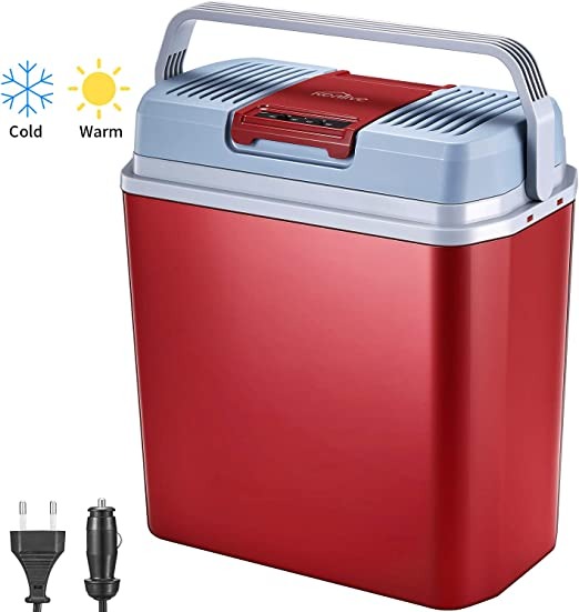 Ecológica. NEVERA portátil eléctrica 24 litros