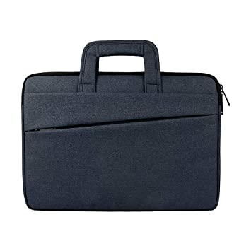 LEEQ Maletín de Viaje para Mujer y Hombre, para Ordenador portátil, 1 Unidad, Color Azul Marino(Azul Marino ): Amazon.es: Hogar