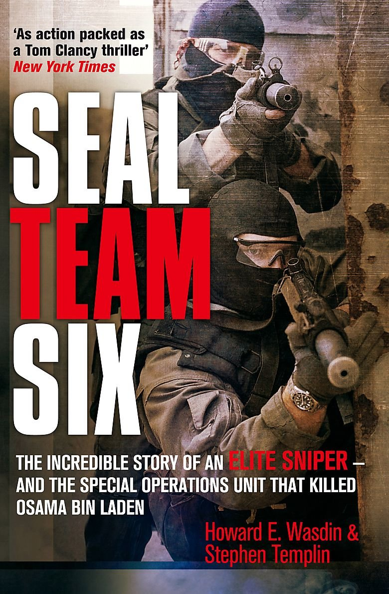 Seal Team Six: The incredible story of an elite sniper - and ...