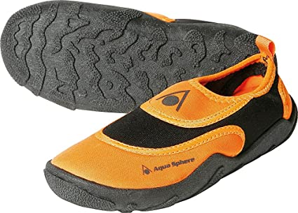 Amazon.com: AquaSphere Beachwalker Kids Water Shoes by Aqua ...