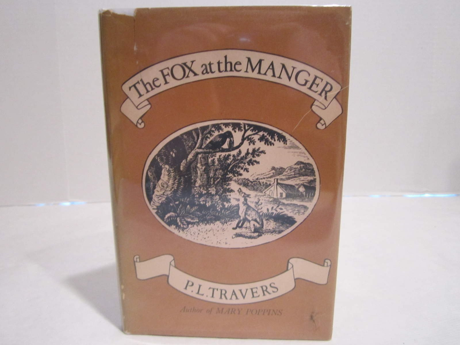 Fox at the Manger [1st US Printing], P L Travers