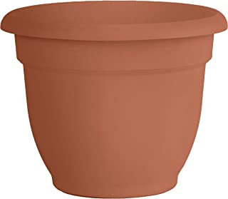 """product image for Bloem 20-56120 Fiskars 20 Inch Ariana Planter with Self-Watering Grid, Color Clay, 20"""", Terra Cotta"""