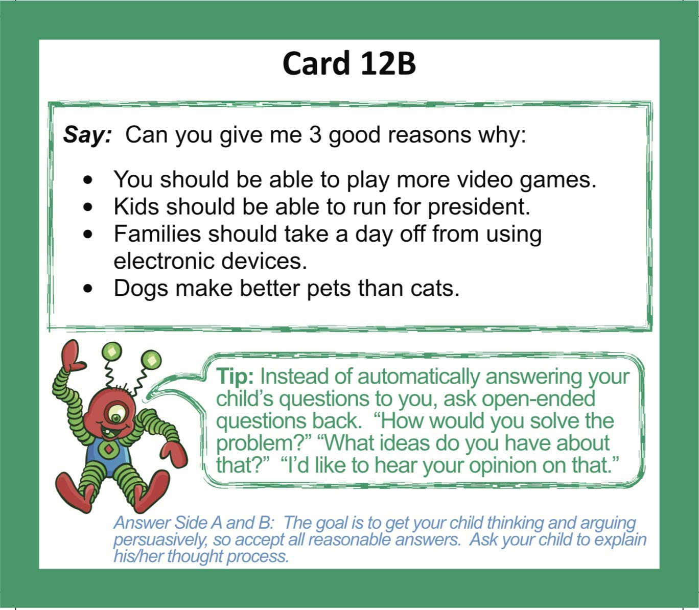 Gifted Learning Flash Cards - Thinking & Problem-Solving for Pre-K - Kindergarten - Gifted and Talented Educational Toy Practice for CogAT, OLSAT, Iowa, SCAT, WISC, ERB, WPPSI, AABL and more by TestingMom.com