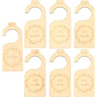 Baby Closet Size Divider, Wooden Baby Closet Organizers Hanging Closet Dividers from Newborn to 24 Month, Timeless…