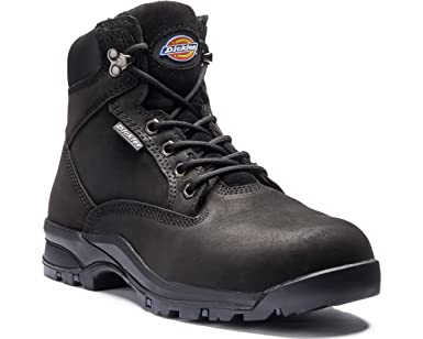 Dickies FC9523-BK-5.5 Corbett Botas de seguridad para mujer, talla 5.5,