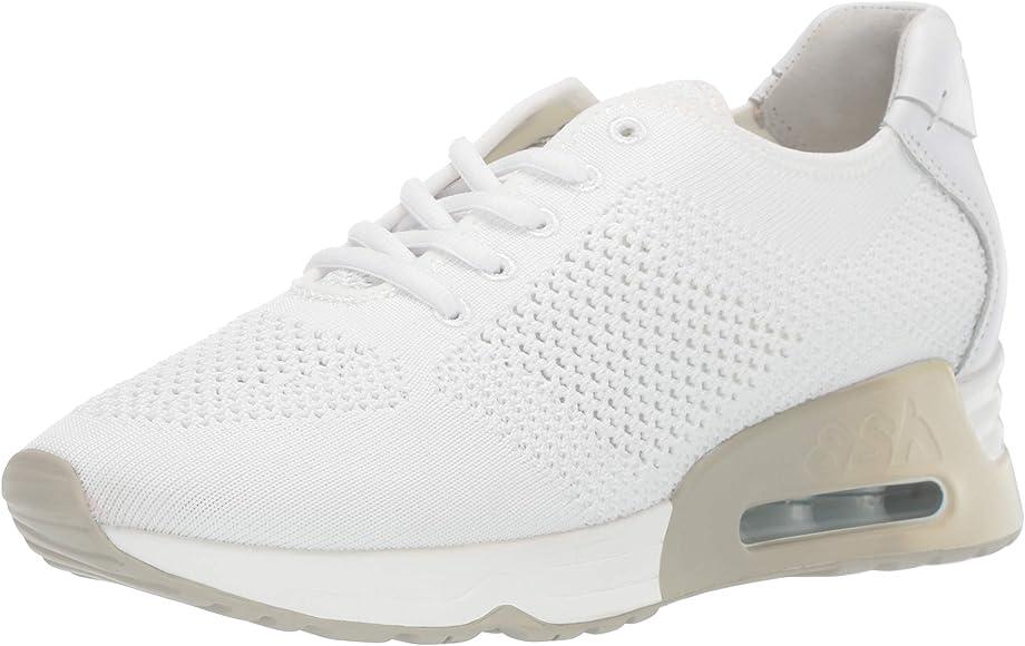 ASH Women's AS-Lucky Sneaker, White