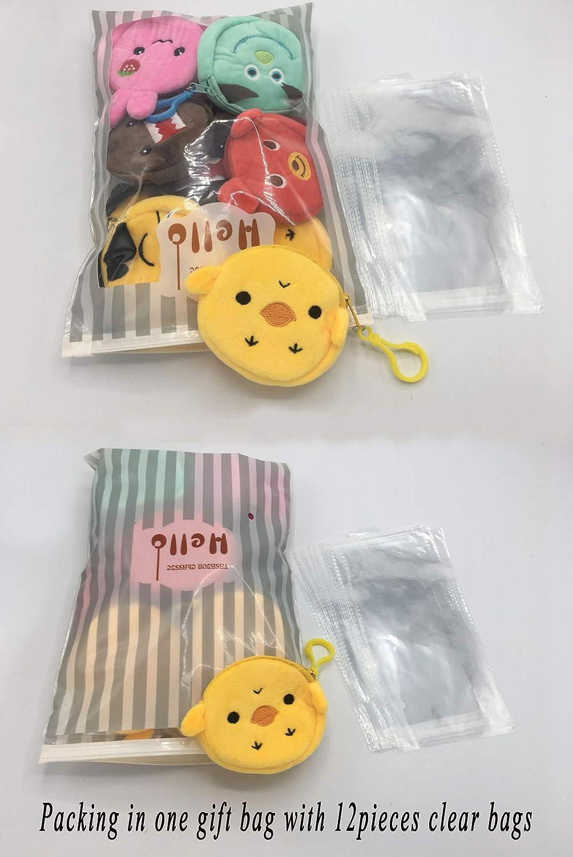 Amazon.com: Llaveros de felpa con diseño de moneda ...