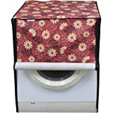 Dream Care Printed Washing Machine Cover For Fully Automatic Front Load IFB Senator Aqua SX 8Kg