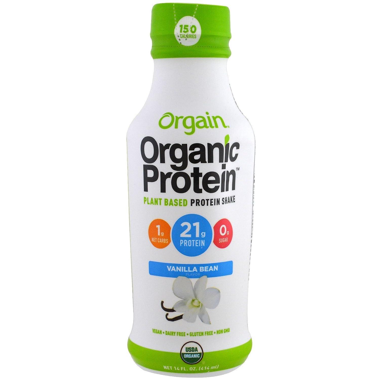 Protein Plant Based RTD Protein Shake 21g Zero Sugar Vanilla Bean