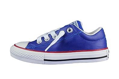 Gr Slip All Star Converse 28 Kids Schuhe Street Chucks Sneaker Blau roWxCdBe