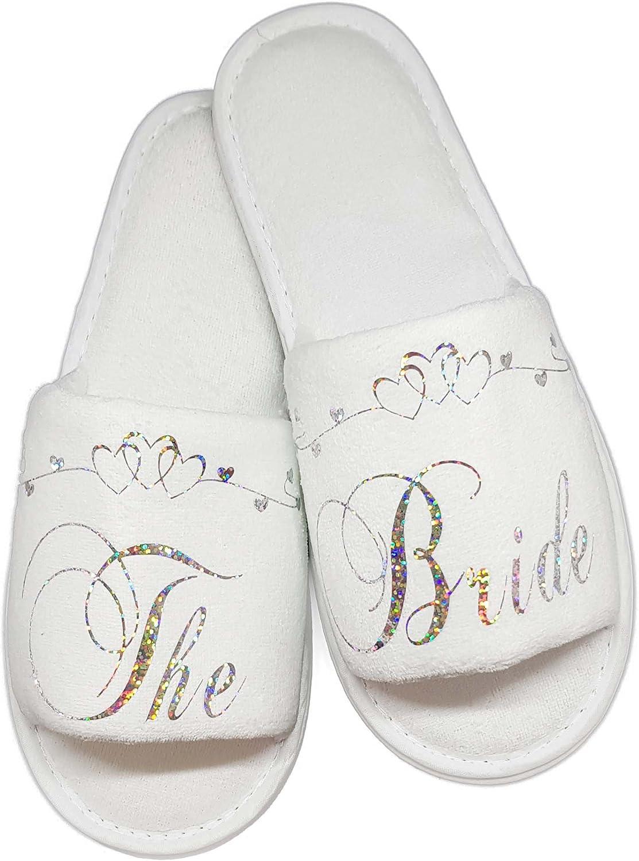 Bride Bridesmaid Slippers Bridal Guest