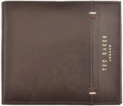 d2e7b060e Ted Baker Men Bifold Wallet DC8M GG14 TAGLEE Size ONE Size Brown ...