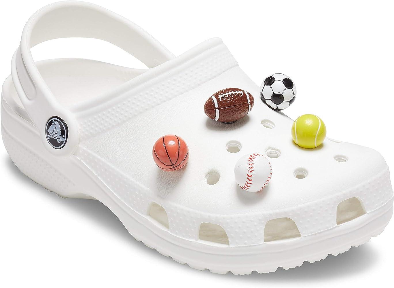 Amazon.com: Crocs Shoe Charms 5-Pack
