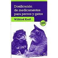 Dosificación de medicamentos para perros y gatos